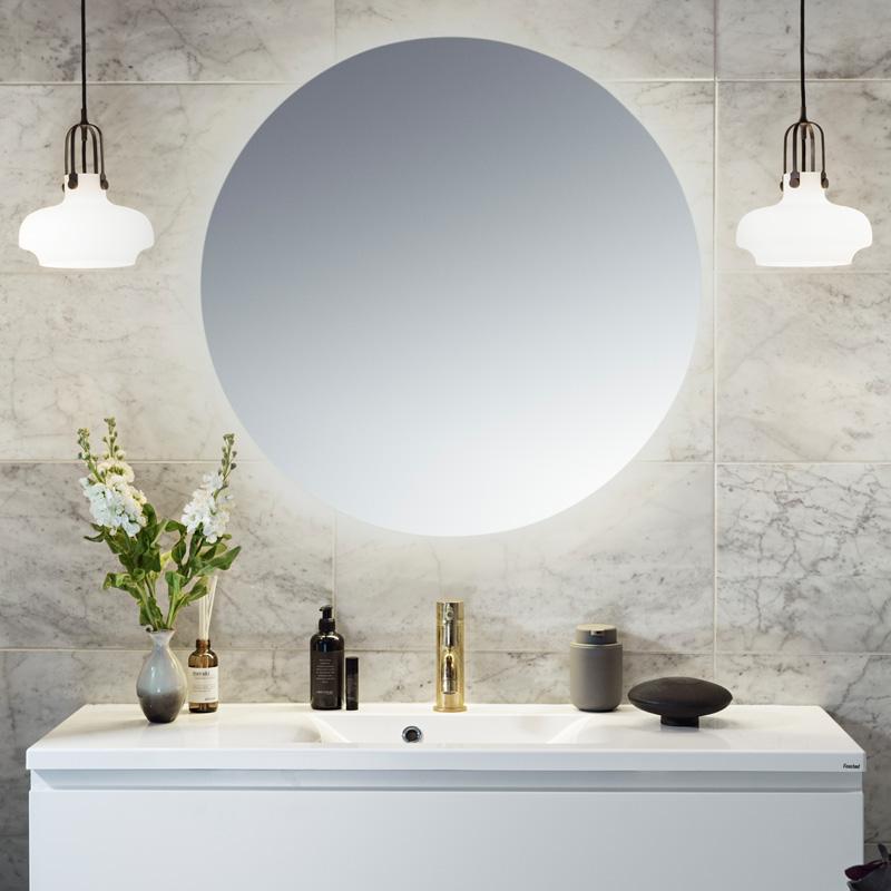 Speil Til Badet Slik Finner Du Det Beste Bademilj 248