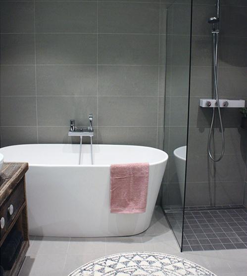 Tegner badet akkurat slik du vil
