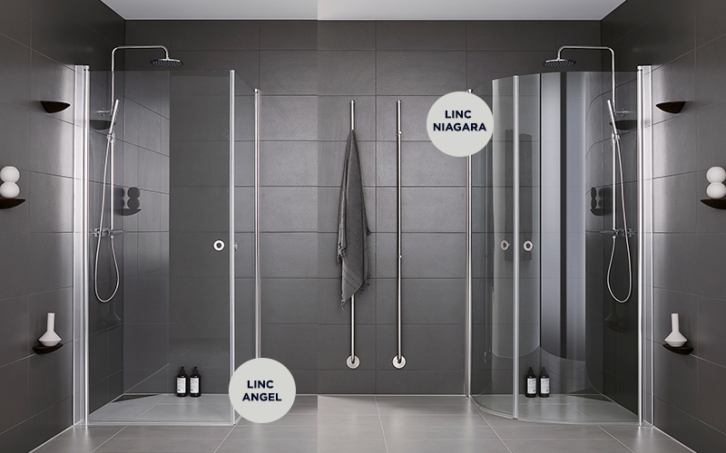 inr baderom Design din egen dusj med modeller fra INR | Bademiljø inr baderom