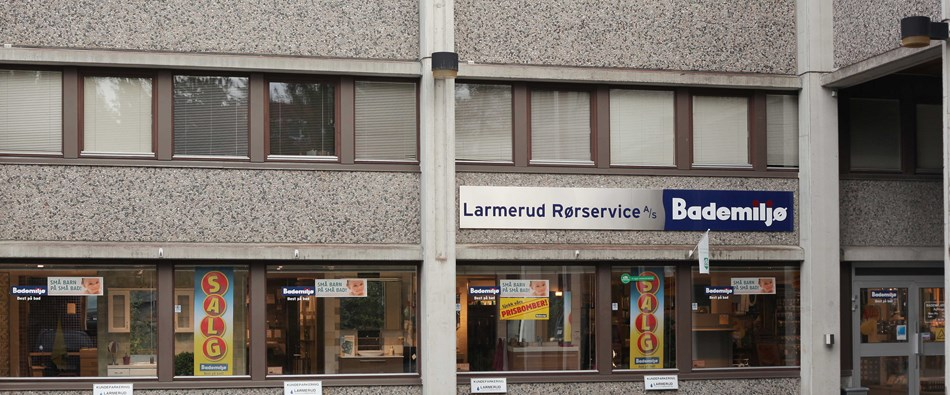 Larmerud Rørservice AS